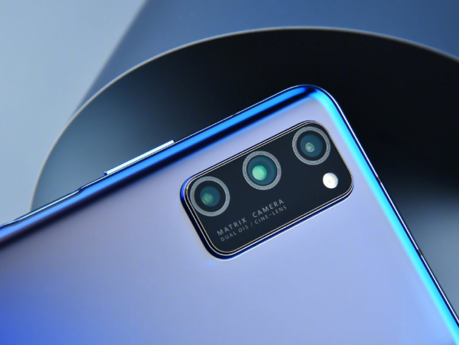 honor 30 камера