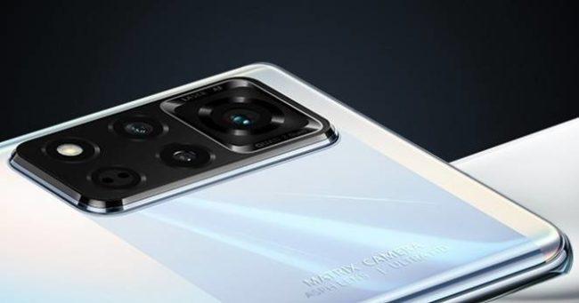 Honor v40 камера
