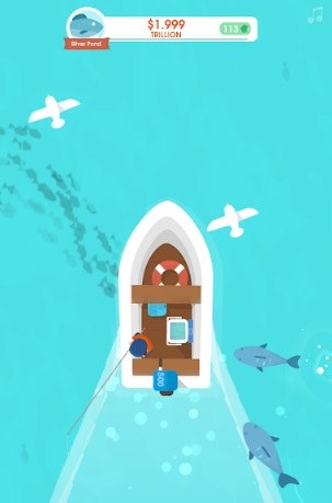 Hooked Inc: Fisher Tycoon на Андроид