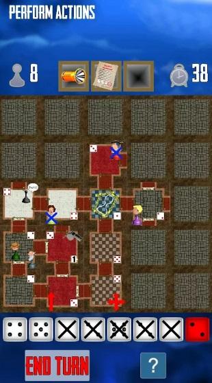 House Arrest: Detective Board Game на ПК