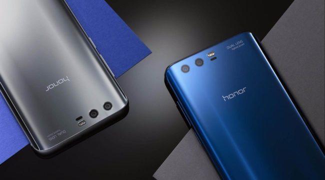 Huawei Honor 11 камера
