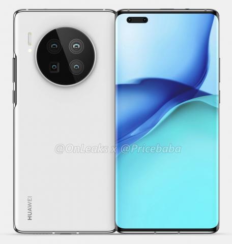 Смартфоны Huawei Mate 40 и Mate 40 Pro – дата выхода, обзор