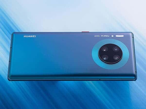 Huawei Mate 40 дизайн