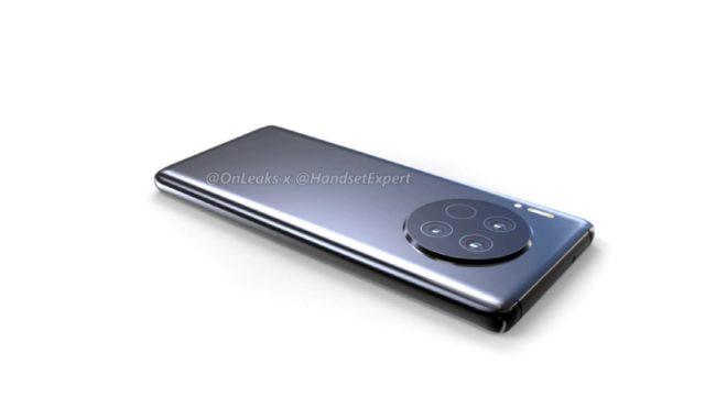 смартфон Huawei Mate 40
