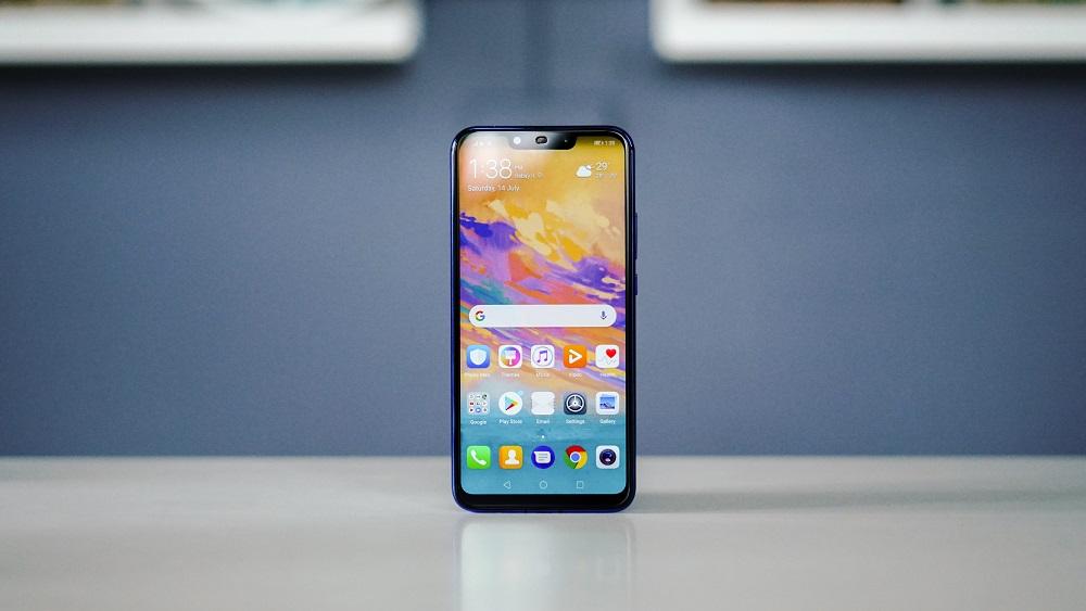 Huawei Nova 3i представлен официально