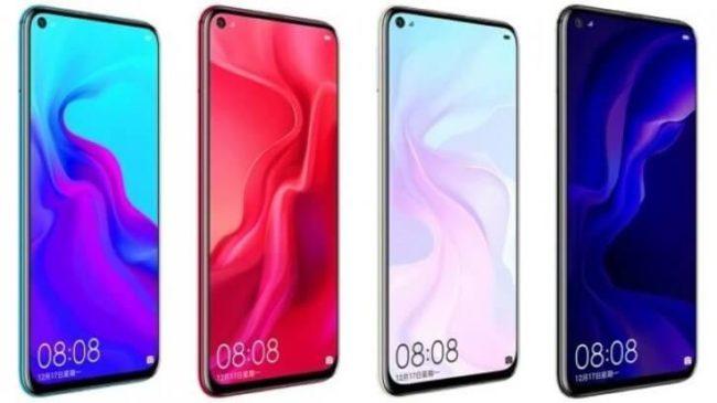 телефон Huawei Nova 5T Pro