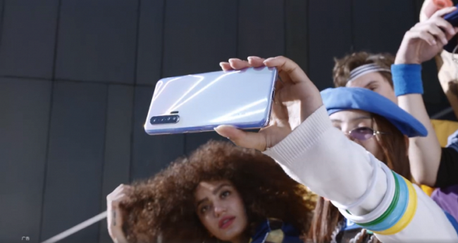 Huawei Nova 6 5G снимок