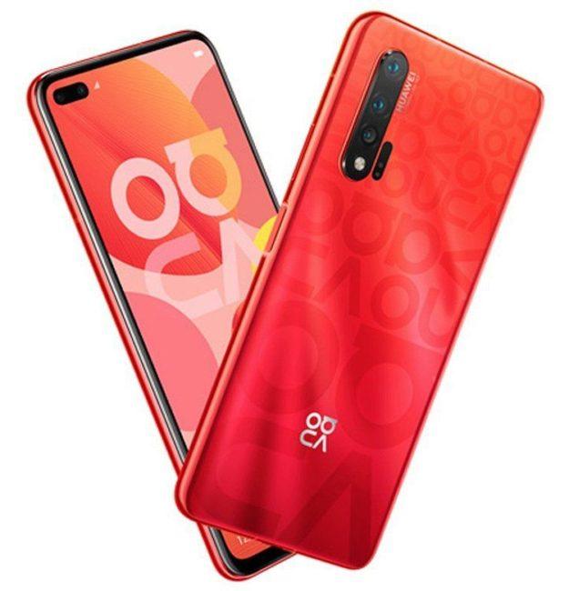 телефон Huawei Nova 6 5G