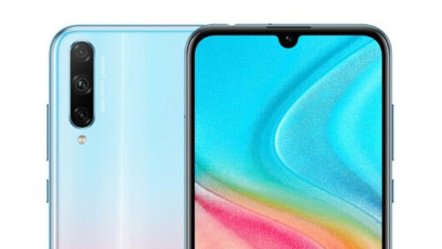 Huawei P Smart (2020) камера