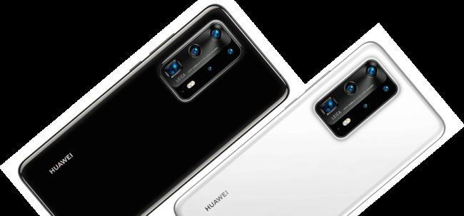 huawei p40 pro камера