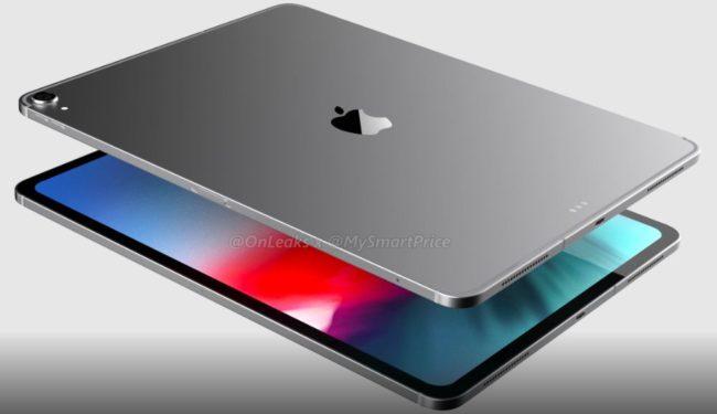 iPad Pro 2018 камера