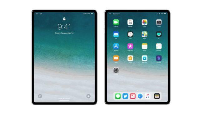 iPad Pro 2018 экран