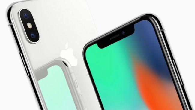 iPhone XS экран