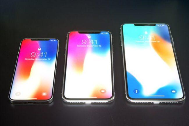 iPhone XS внешний вид