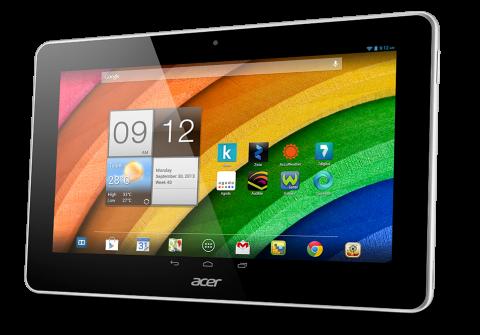 Новый планшет от Acer — Iconia A3