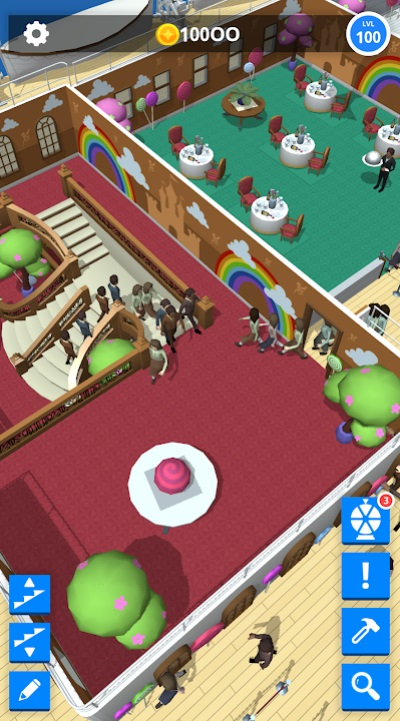 Idle Titanic Tycoon: Ship Game на Андроид