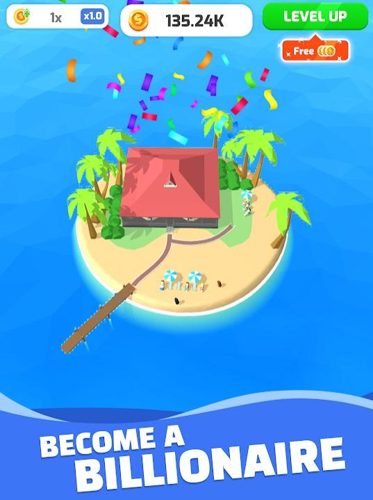 Idle Island Inc на Андроид