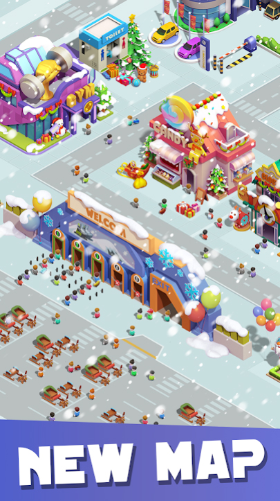 Idle Shopping Mall на Андроид