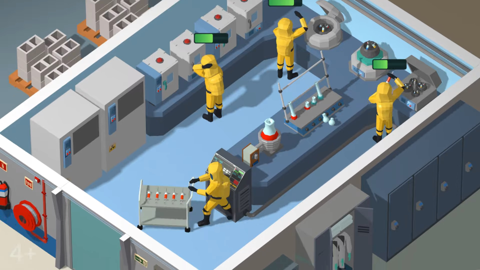 Idle Zombie Hospital Tycoon на Андроид