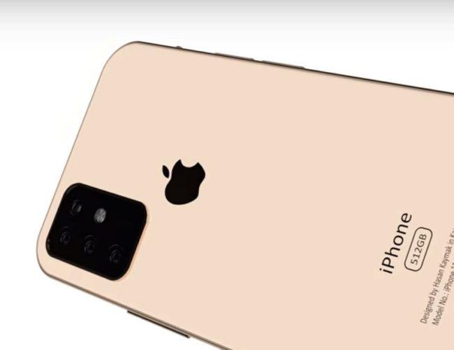 iPhone XI основная камера