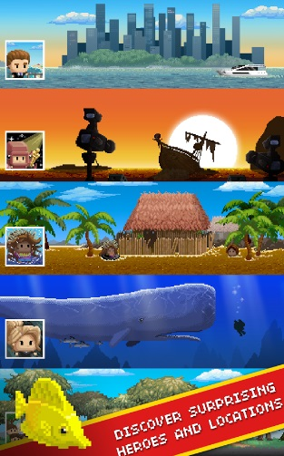 Desert Island Fishing на ПК