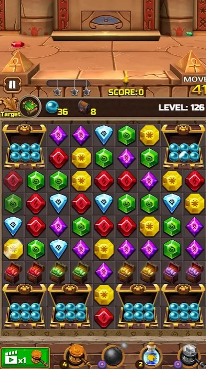 Jewel Ancient 2 на Андроид