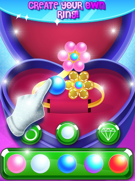 Jewelry Maker Game на Андроид