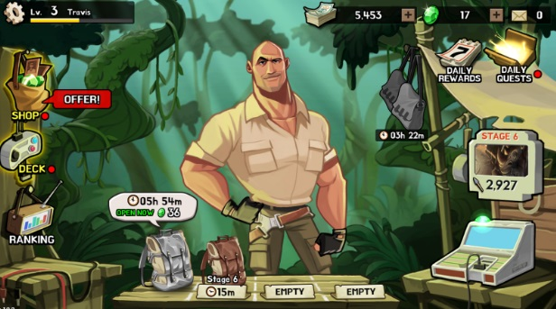 Jumanji: The Mobile Game на ПК
