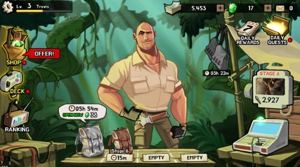 Jumanji: The Mobile Game на ПК