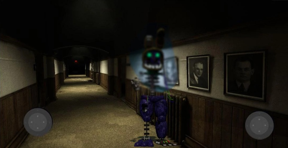 One night of jumpscare animatronic на Андроид
