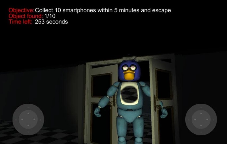 One night of jumpscare animatronic на ПК