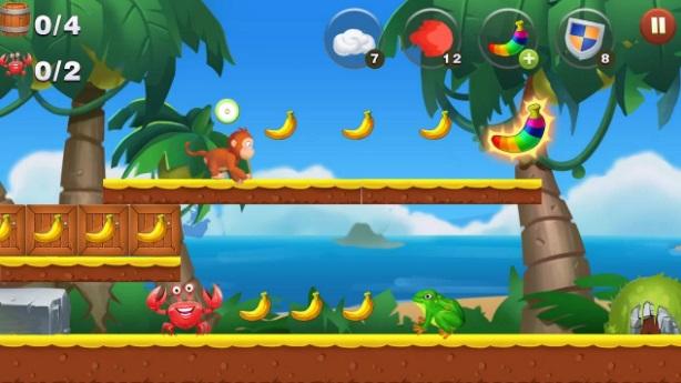 Jungle Monkey Run 2 на ПК