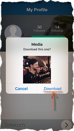 скачать видео с инстаграма