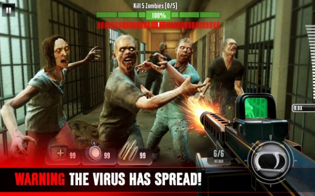 Kill Shot Virus на Андроид