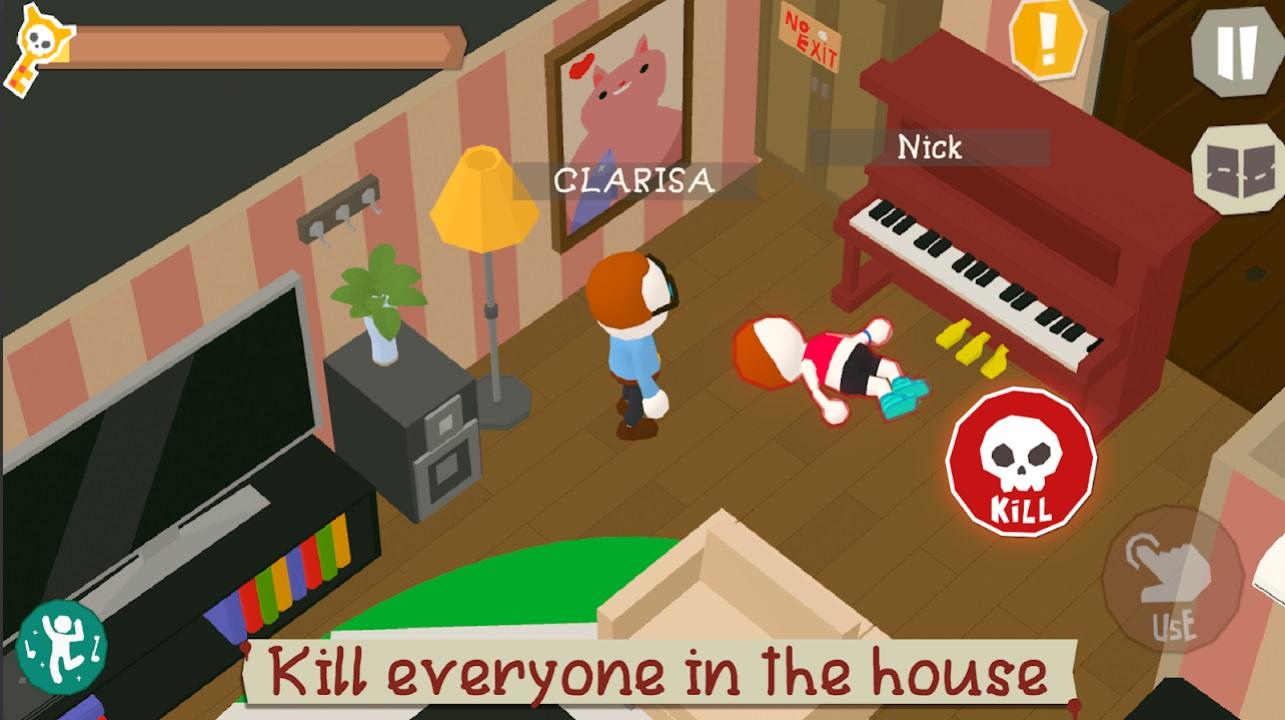 Killer House на Андроид