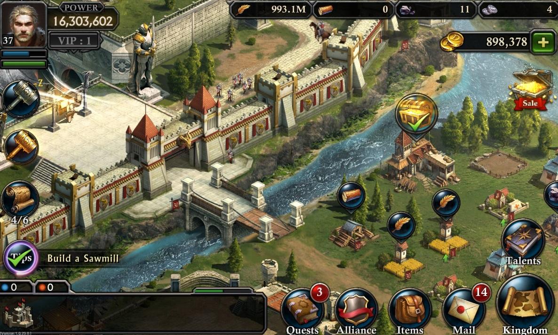 Король Авалона: Битва Драконов на Андроид
