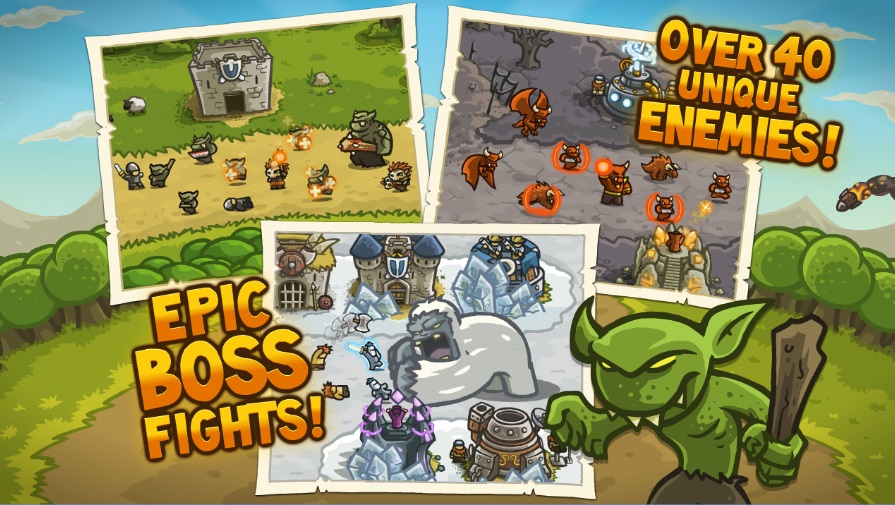 Kingdom Rush на ПК
