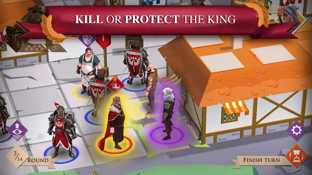King and Assassins на ПК