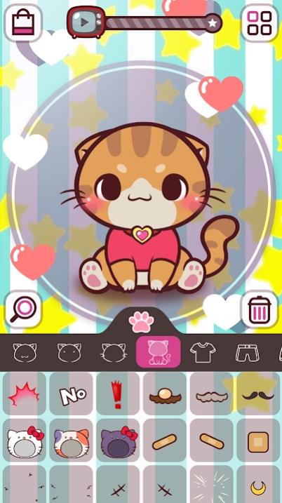 KittCat Story на Андроид