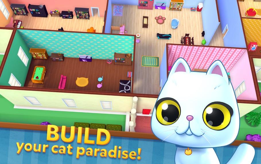 Kitty Keeper: Cat Collector на Андроид