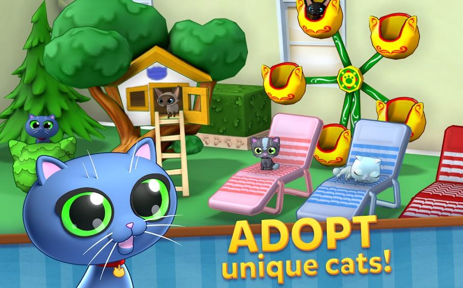 Kitty Keeper: Cat Collector на ПК