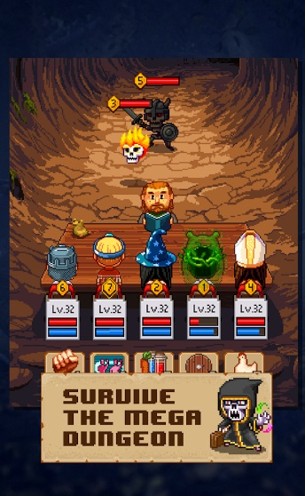 Knights of Pen and Paper 2 на ПК