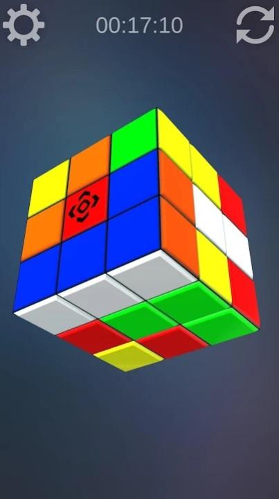 Кубик Рубика 3D на Андроид