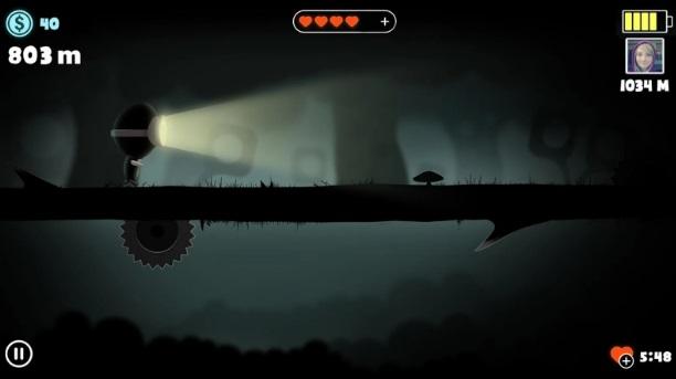 Lamphead - Dash Adventure на Андроид