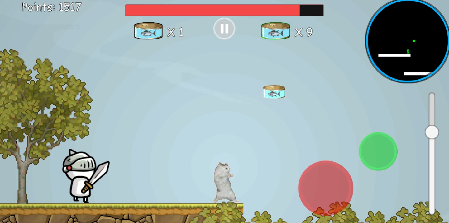 Las Aventuras del Gato Becker на Андроид