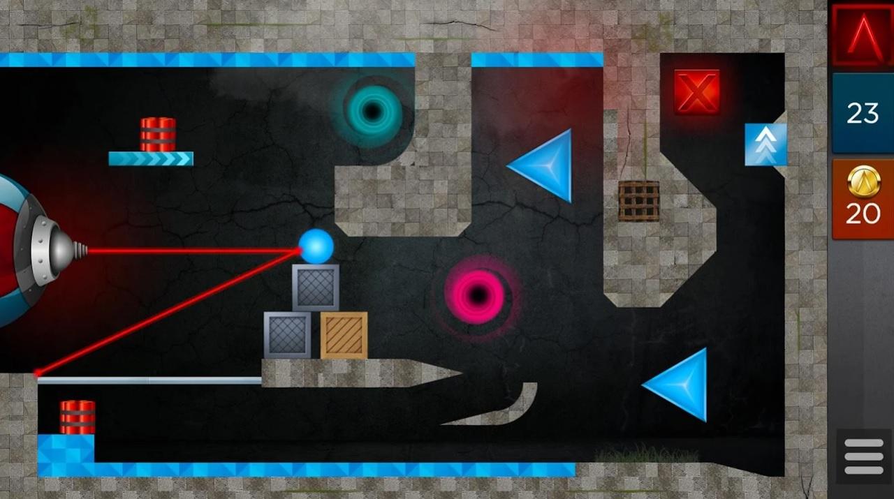 Laserbreak на Андроид