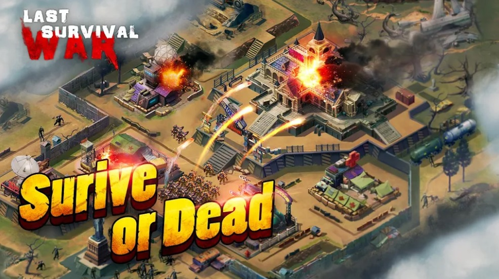 Last Survival War: Apocalypse на Андроид