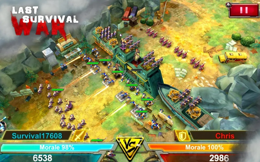 Last Survival War: Apocalypse на ПК