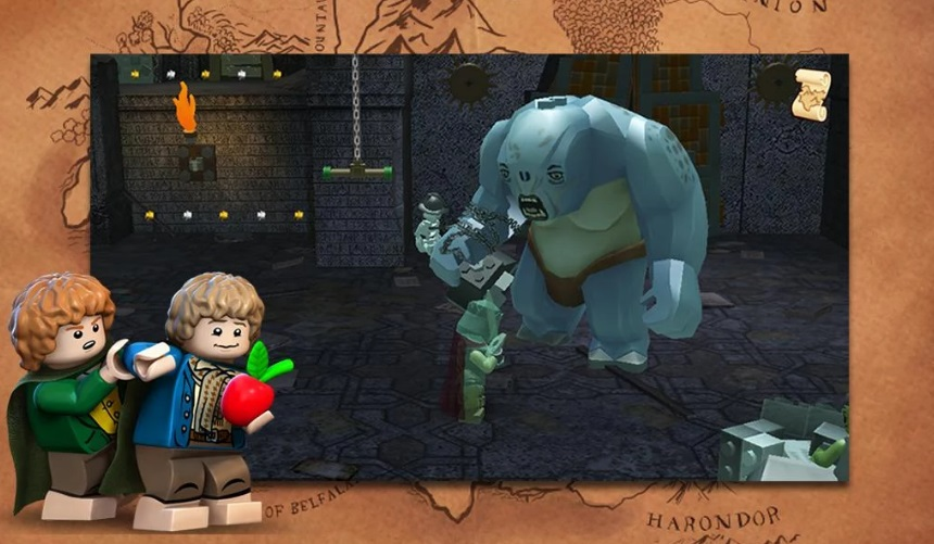LEGO: The Lord of the Rings на ПК