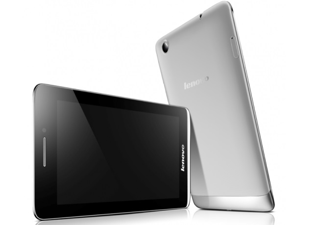 Lenovo представила планшет S5000
